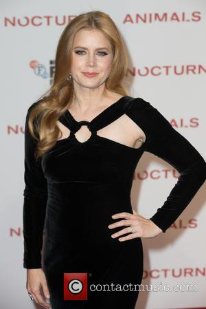 Amy Adams at the BFI London Film Festival premiere screening of 'Nocturnal Animals' held at the Odeon Leicester Square, London,...