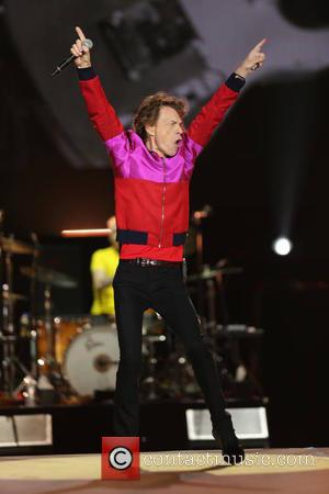 Mick Jagger and The Rolling Stones