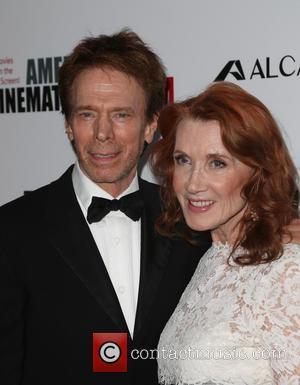 Jerry Bruckheimer and Linda Bruckheimer