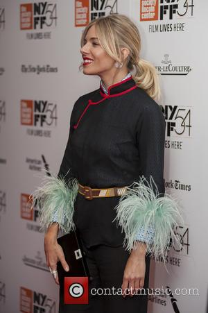 Sienna Miller at the 54th New York Film Festival premiere of 'The Lost City Of Z', New York, United States...