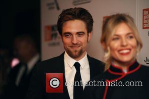 Robert Pattinson and Sienna Miller