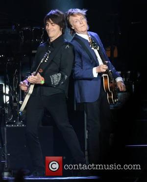 Paul McCartney's Recurring Stage Nightmare