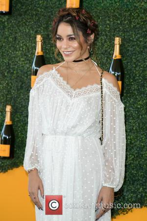 Vanessa Hudgens arrives at the 7th Annual Veuve Clicquot Polo Classic held at Will Rogers State Historic Park, Pacific Palisades,...