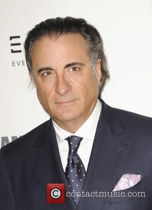 Andy Garcia at the 30th annual American Cinematheque Awards Gala held at The Beverly Hilton Hotel, Los Angeles, California, United...
