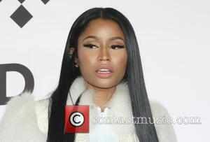 Nicki Minaj at TIDAL X: 1015 Star-studded benefit concert hosted by TIDAL at the Barclay Center - New York, United...