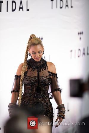 Beyonce and Beyoncé