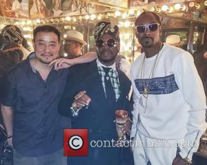 Snoop Lion, Snoop Dogg, Bishop Don Magic Juan and Garry Prophecy Sun