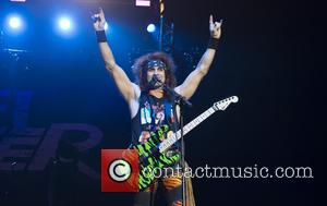 Russell John Parrish and Steel Panther