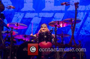 Darren Leader and Steel Panther