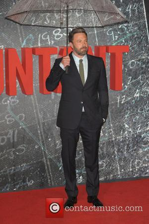 Ben Affleck and Anna Kendrick at the 'The Accountant' European Premiere held at Cineworld, Leicester Square, London, United Kingdom -...