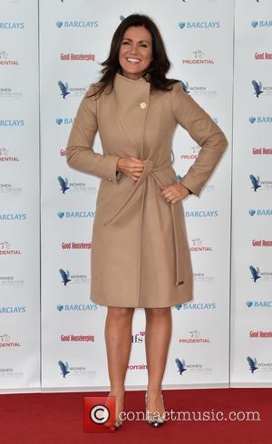 Susanna Reid at the 2016 Woman of the Year Lunch and Awards held at Intercontinental Hotel, London, United Kingdom -...