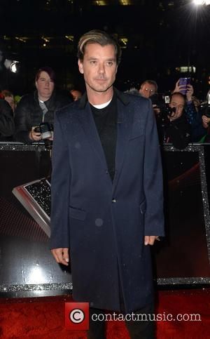 The Voice UK coach Gavin Rossdale promotes the start of the blind auditions for The Voice UK - Manchester, United...