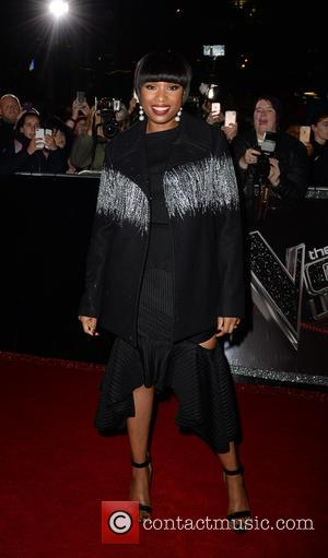 The Voice UK coach Jennifer Hudson promotes the start of the blind auditions for The Voice UK - Manchester, United...