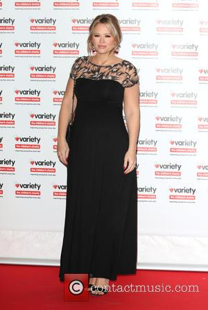 Kimberley Walsh seen at the Variety Hall Of Fame ShowBiz Awards and fundraiser for the Variety Children's Charity at London...