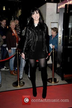 Daisy Lowe attending the opening night of dance company Burn the Floor's latest production held at the Peacock Theatre, London,...