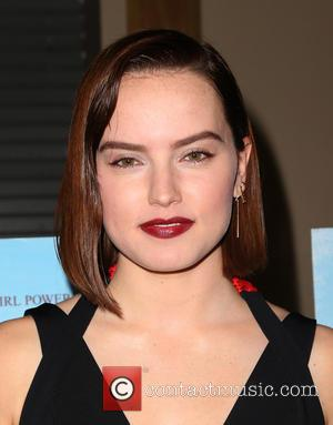 Daisy Ridley at the Premiere of Sony Pictures Classics' 'The Eagle Huntress'. Daisy provides the narration on the film. The...