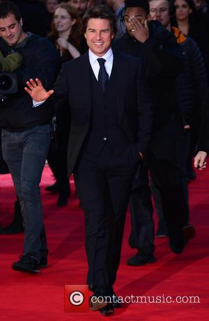 Tom Cruise at the European premiere of his new movie 'Jack Reacher: Never Go Back' held at Cineworld Leicester Square,...