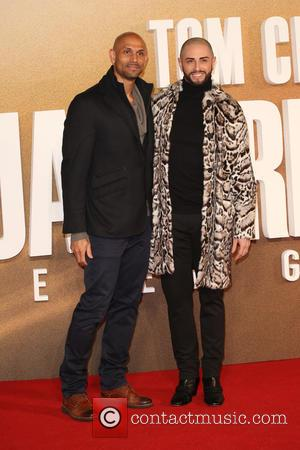 Brian Friedman at the UK premiere of Tom Cruise's new movie 'Jack Reacher: Never Go Back' - London, United Kingdom...
