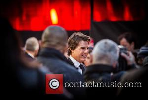 Tom Cruise at the European premiere of Tom Cruise's new movie 'Jack Reacher: Never Go Back' held at Cineworld Leicester...