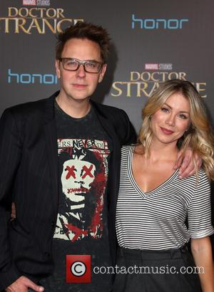 James Gunn and Guest