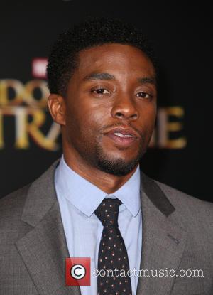 Chadwick Boseman Teases Upcoming Marvel Movie 'Black Panther'