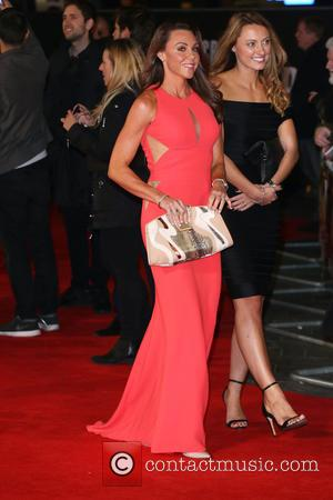 Michelle Heaton at the UK premiere of Tom Cruise's new movie 'Jack Reacher: Never Go Back' - London, United Kingdom...
