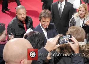 Tom Cruise at the 'Jack Reacher: Never Go Back' Berlin Premiere held at CineStar Sony Center, Berlin, Germany - Friday...