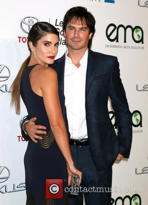 Ian Somerhalder Writes Open Love Letter To His 'Inspiring' Wife