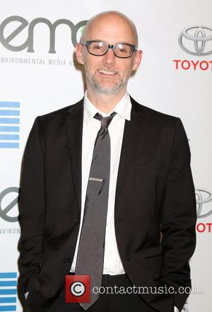 Moby arriving at the 26th Annual Environmental Media Awards (EMA's) held at Warner Brothers Studios, Los Angeles, California, United States...