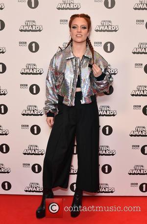 Jess Glynne seen at the BBC Radio 1 Teen Awards held at the Wembley Arena, London, United Kingdom - Sunday...