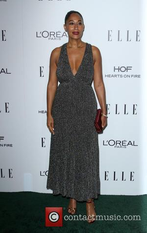 Tracee Ellis Ross at the ELLE Women in Hollywood Awards held at the Four Seasons Hotel, Los Angeles, California, United...