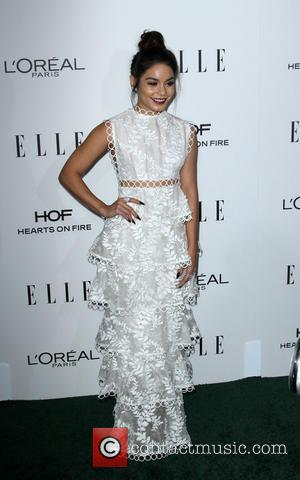 Vanessa Hudgens at the ELLE Women in Hollywood Awards held at the Four Seasons Hotel, Los Angeles, California, United States...