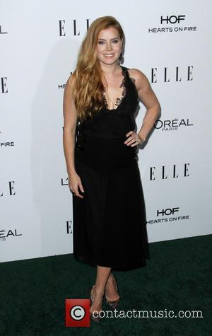 Amy Adams and her mother Kathryn Adams at the ELLE Women in Hollywood Awards held at the Four Seasons Hotel,...