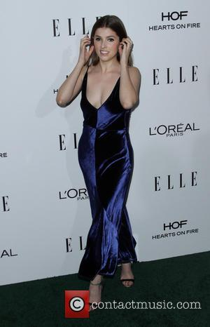 Anna Kendrick at the ELLE Women in Hollywood Awards held at the Four Seasons Hotel, Los Angeles, California, United States...