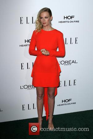 January Jones at the ELLE Women in Hollywood Awards held at the Four Seasons Hotel, Los Angeles, California, United States...