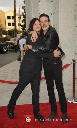 Jeffrey Dean Morgan and Norman Reedus