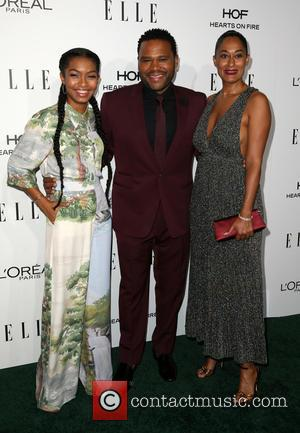 Yara Shahidi at the 23rd Annual ELLE Women in Hollywood Awards held at the Four Seasons Hotel, Los Angeles, California,...