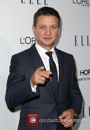 Jeremy Renner at the 23rd Annual ELLE Women in Hollywood Awards held at the Four Seasons Hotel, Los Angeles, California,...