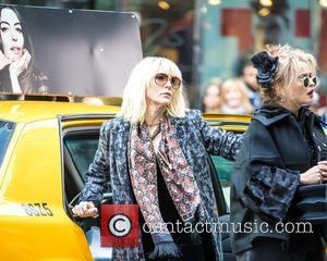 Cate Blanchett and Helena Bonham Carter