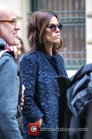 Sandra Bullock seen filming scenes for Gary Ross' 'Ocean's Eight' in Midtown. The movie, which also stars Cate Blanchett, Helena...