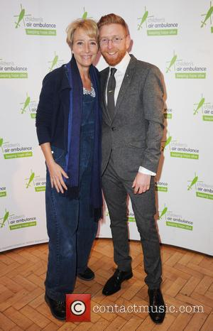 Emma Thompson and Paul A Young