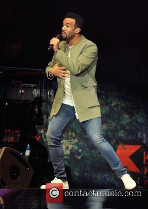 Craig David performing at the Kiss FM Haunted House Party held at Wembley Arena, London, United Kingdom - Thursday 27th...