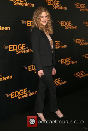 Kyra Sedgwick at the Photo Call For STX Entertainment's