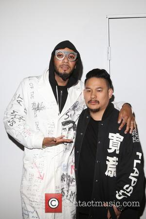Swizz Beatz and Kenzo Digital
