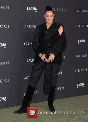 Donna Karan attending the 2016 LACMA Art + Film Gala honoring Robert Irwin and Kathryn Bigelow presented by Gucci and...