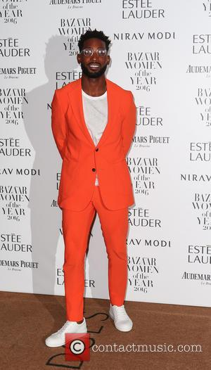 Tinie Tempah at Harper's Bazaar Women of the Year awards held at Claridge's - London, United Kingdom - Monday 31st...