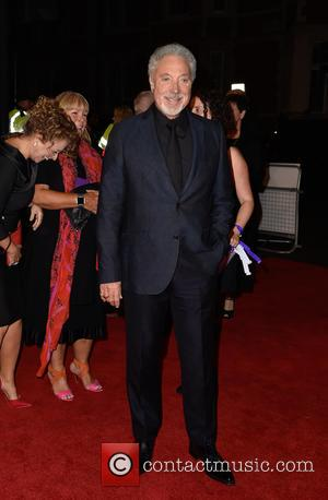 Sir Tom Jones at the 2016 The Pride of Britain Awards held at the Grosvenor Hotel, London, United Kingdom -...