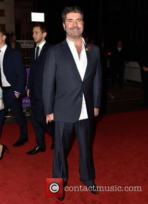 Simon Cowell at the 2016 The Pride of Britain Awards held at the Grosvenor Hotel, London, United Kingdom - Monday...