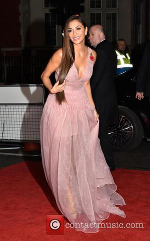 Nicole Scherzinger at the 2016 The Pride of Britain Awards held at the Grosvenor Hotel, London, United Kingdom - Monday...