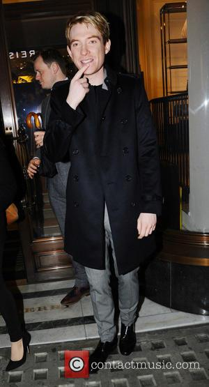 Domhnall Gleeson attends Burberry 'The Tale of Thomas Burberry' Campaign Party in London, United Kingdom - Tuesday 1st November 2016